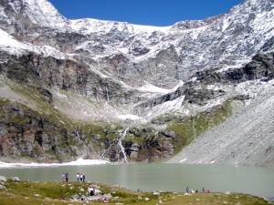 Valgrisenche, lago GRATO