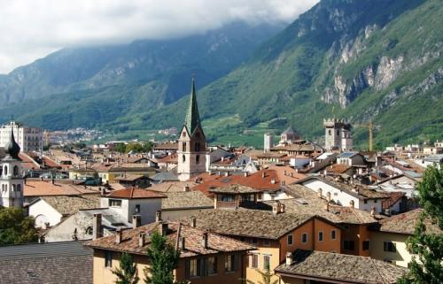 Trento - Sguardo su Trento