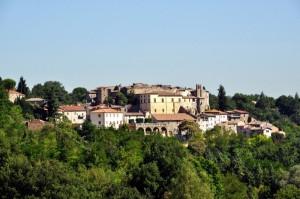 Panorama di Sipicciano (2)