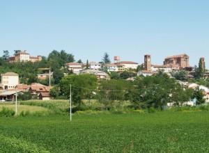 Panorama di Pralormo