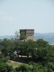 la torre di San Filippo