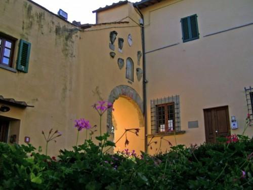 Quarrata - La Porta di Tizzana.