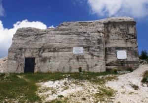 Forte Verena - La Casamatta delle Batterie