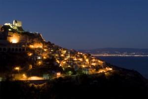 Castello Rufo Ruffo - Scaletta Superiore - Calabria