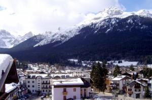 Panorama di Andalo