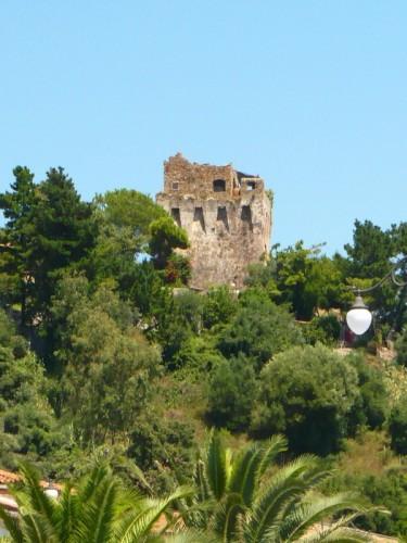 Ispani - Torre normanna di Capitello