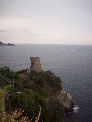 Amalfi - Da torre a torre