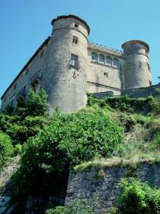 Un bel castello molisano