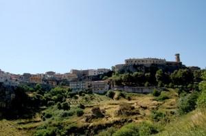 il castello di Caccuri