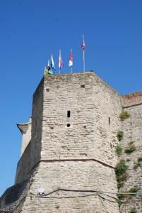 un baluardo delle mura