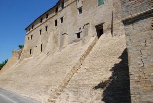 le mura sotto il sole