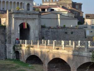 Porta Napoli - Capua