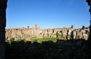 Panorama di Vitorchiano (VT)