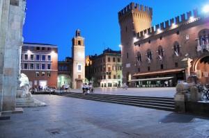 la notte..a Ferrara