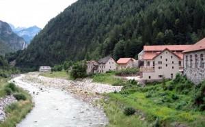 Le miniere di Valle Imperina