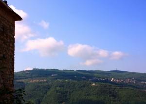 nuvole su San Martino