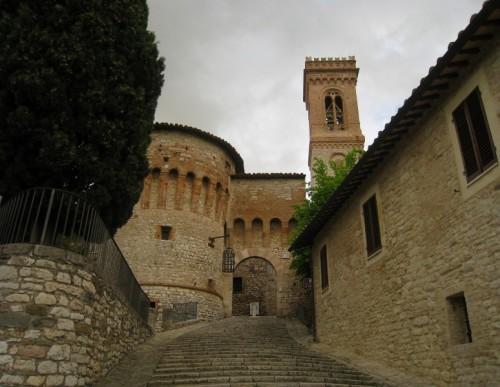 Corciano - Corciano: il Castello