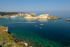 Isole Tremiti - vista da San Nicola