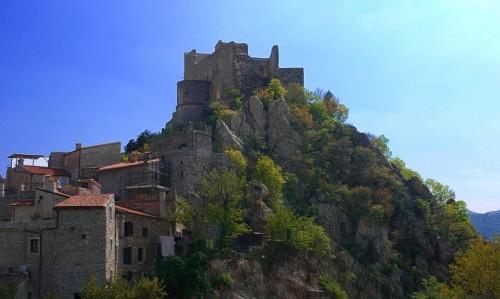 Castelvecchio di Rocca Barbena - punti di vista