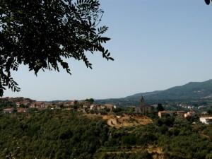Sant'Ippolito - panorama