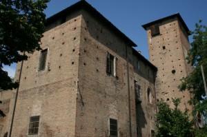 Il castello Visconteo di Voghera