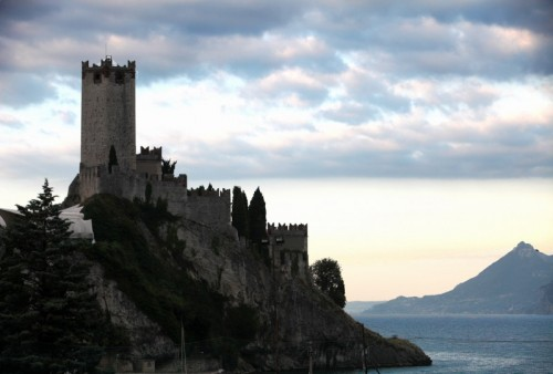 Malcesine - castello Scaligero