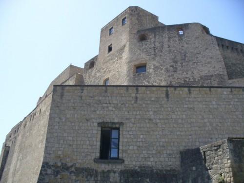 Napoli - Il Castel dell'Ovo in particolare