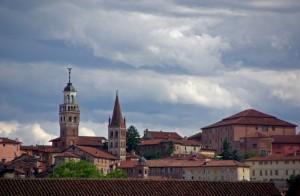 Panorama su Saluzzo