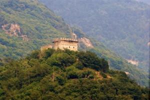 Arnad, il castello