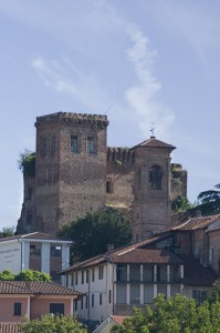 Arignano-castello