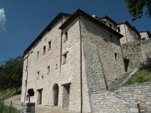 il castello a Massaprofoglio