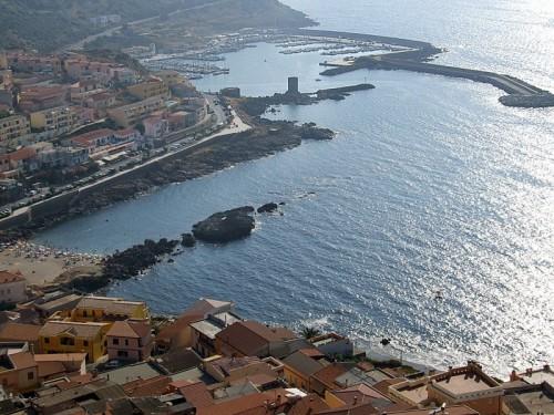 Castelsardo - Golfo dell'Asinara.