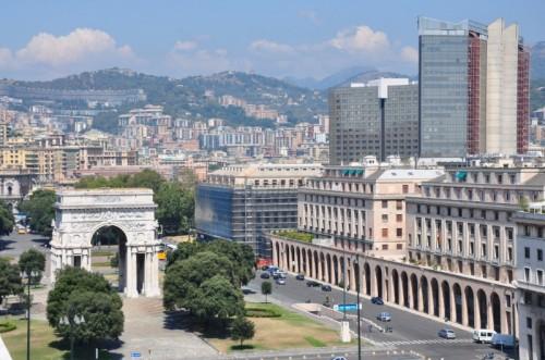 Genova - Panorama Genova01