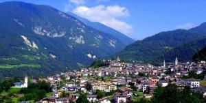 Castel Tesino: i suoi monti e la sua conca