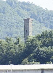 La torre di Arquata Scrivia