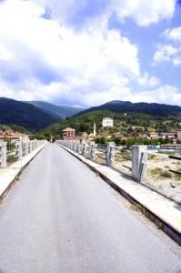 Il ponte di Cabella ligure