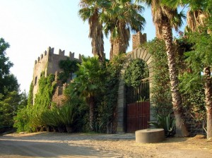Borgo di Carcaci, il castello