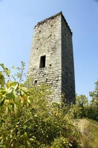 La Torre di San Aloisio in Castellania
