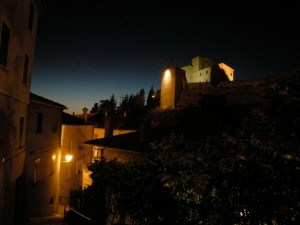 Rocca Malatestiana - Verucchio (nott.2)