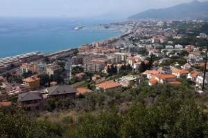 Pietra Ligure parte ovest
