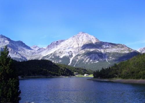 Valdidentro - Sul lago