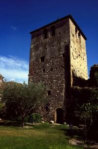 torre del castello di Monzambano