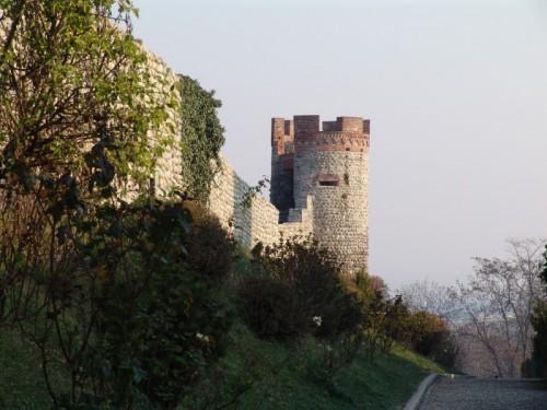 Candelo - Torre e mura