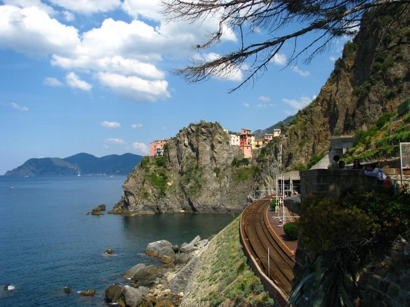 ''Dalla passeggiata'' - Monterosso al Mare