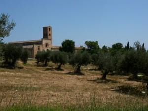 La basilica di Santa Maria di Propezzano