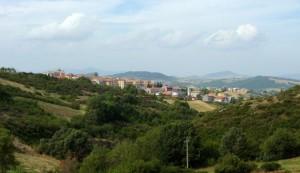 Panorama di Frosolone