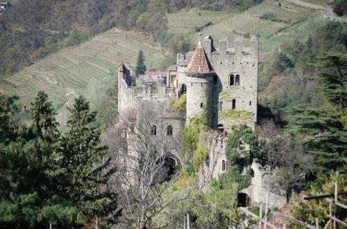 Tirolo - Castel Fontana/Brunnenburg