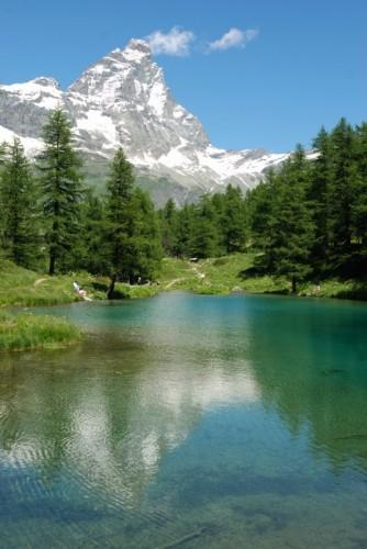 Valtournenche - Lago Azzurro