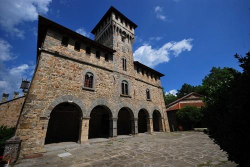 Porretta Terme - Castello di Manservisi