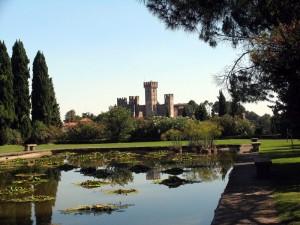 Il Castello dal Parco Sigurtà